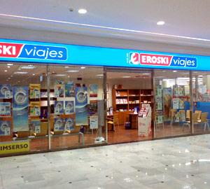 Oficina de Viajes Eroski de Centro Comercial Vallsur en Valladolid