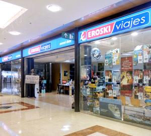 Oficina de Viajes Eroski de Centro Comercial Artea en Leioa