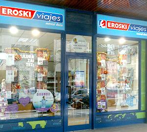Oficina de Viajes Eroski de Antiguo en Donostia-San Sebastian