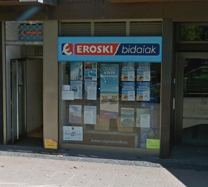 Oficina de Viajes Eroski de Beasain