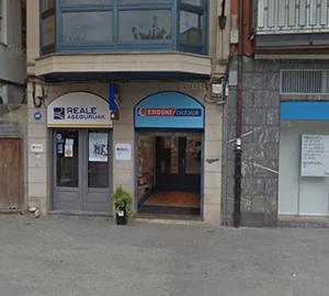 Oficina de Viajes Eroski de Bermeo