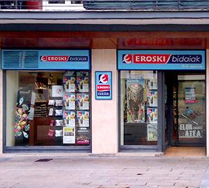 Oficina de Viajes Eroski de Bergara