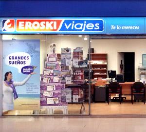 Oficina de Viajes Eroski de Hipermercado Eroski Ciudad Real en Ciudad Real