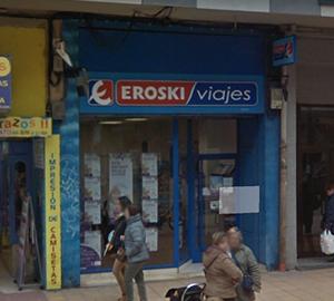 Oficina de Viajes Eroski de Gamonal en Burgos