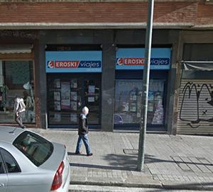 Oficina de Viajes Eroski de Autonomia en Bilbao