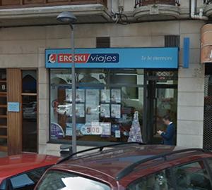 Oficina de Viajes Eroski de Castro Urdiales