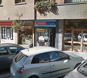 Oficina de Viajes Eroski de Galdakao