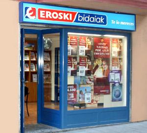 Oficina de Viajes Eroski de Mungia