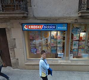 Oficina de Viajes Eroski de Oñate en Oñati