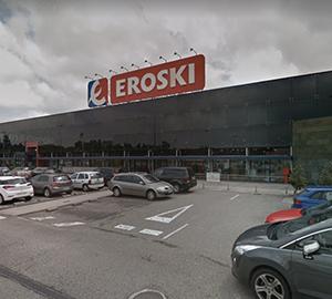 Oficina de Viajes Eroski de Hipermercado Eroski Pola De Siero en Lugones-Siero