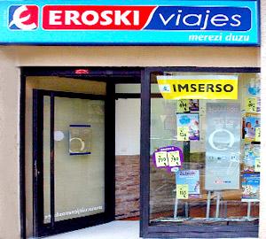 Oficina de Viajes Eroski de Santutxu (Karmelo) en Bilbao