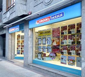 Oficina de Viajes Eroski de Azkoitia