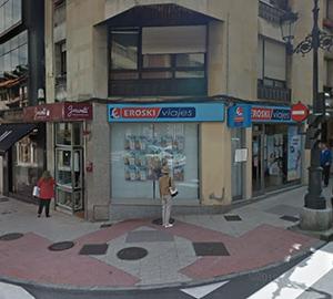 Oficina de Viajes Eroski de Pepe Cosmen (Estación autobuses) en Oviedo