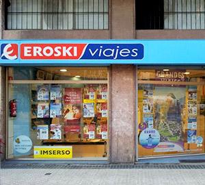 Oficina de Viajes Eroski de Amara en Donostia-San Sebastian