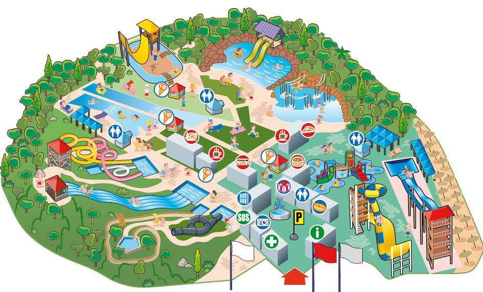 Entradas parque acuatico aquopolis madrid villanueva de for Piscina villanueva de la canada