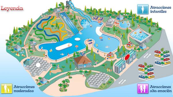 Entradas parque acuatico aquopolis madrid san fernando de for Valla infantil carrefour