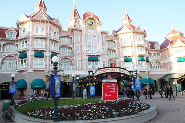 Walt Disney Hotel Paris