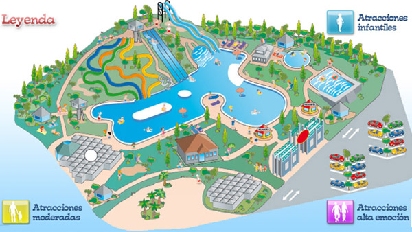 Entradas parque acuatico aquopolis madrid san fernando de henares aquapark madrid - Piscina san fernando de henares ...