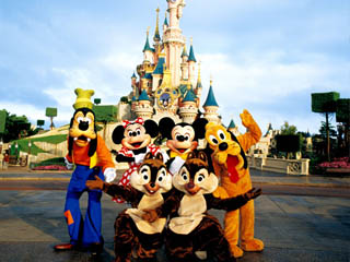 Eurodisney Disneyland Paris