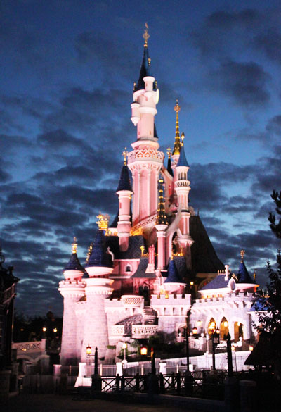 Disney Paris Entradas Mas Hotel