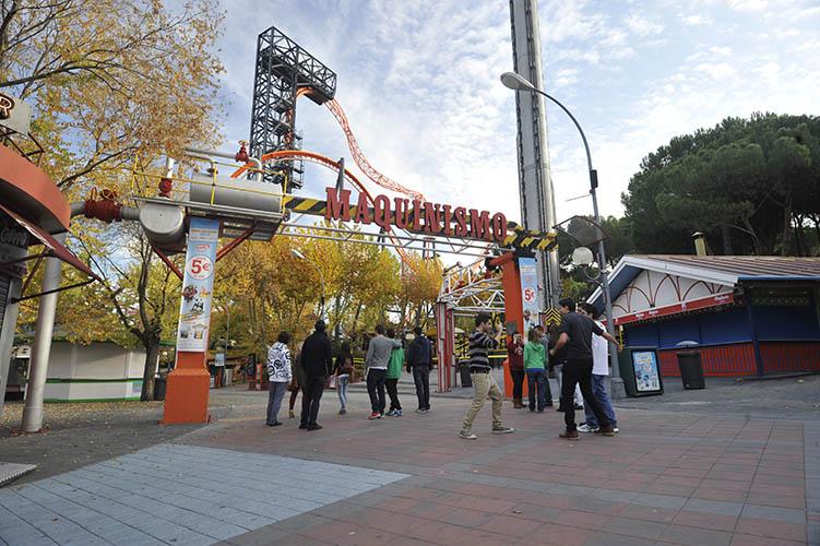Ofertas entradas parque atracciones madrid ofertas y for Parque japones precio de entrada
